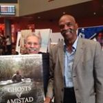 Tony Buba with Kenneth Brown at Pan African Film Festival, L.A.