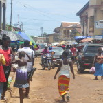 Freetown and Villages of Sierra Leone