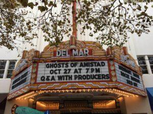 Del Mar Theatre, Santa Cruz, CA